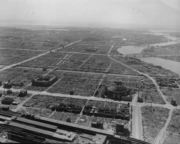 Токио после Второй мировой. история, события, фото