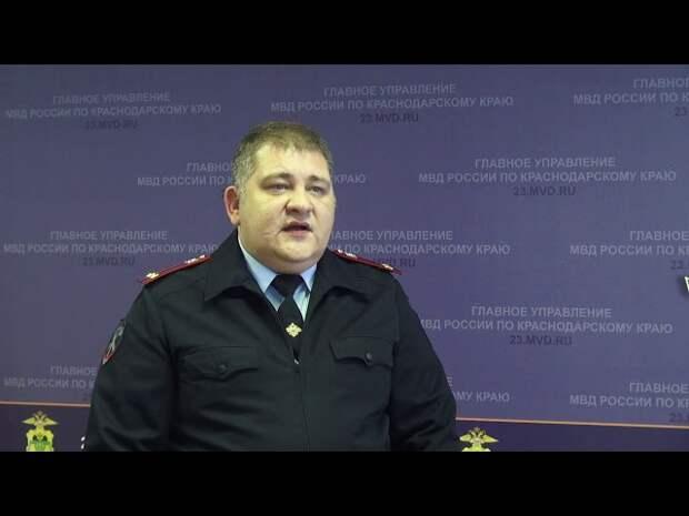 Грабители банка в Краснодаре ранили сотрудника ДПС