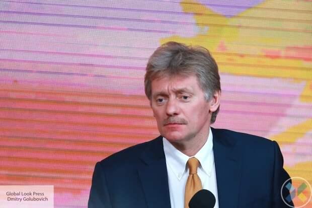 Песков: Политсоветники Путина и Зеленского находятся в постоянном контакте