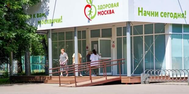В Печатниках возобновилась диспансеризация в павильоне «Здоровая Москва»
