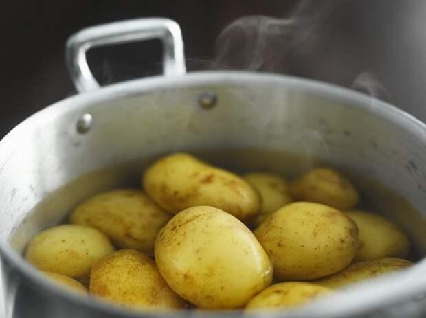 вред и польза ингаляций над картошкой