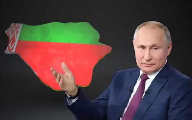 Для чего Путину так нужно союзное государство с Белоруссией