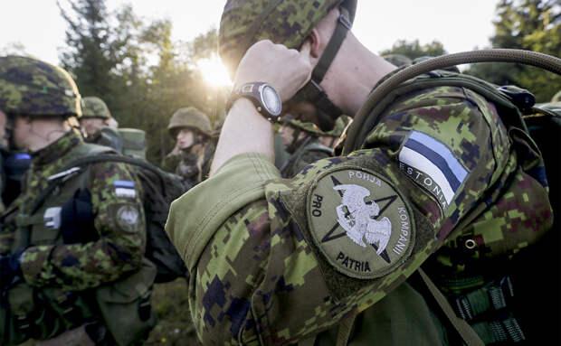 Эстонский генерал призвал увеличить расходы на оборону из-за России