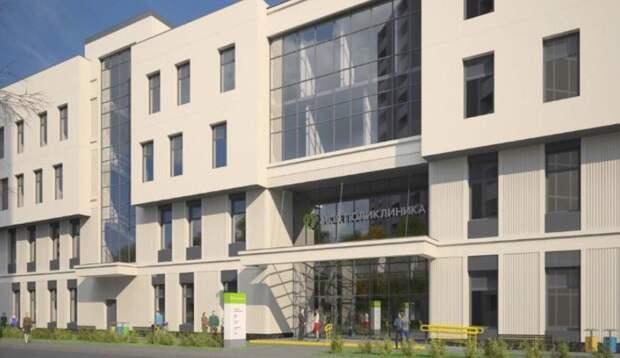 Поликлиника для детей и взрослых появится в Свиблове в 2022 году