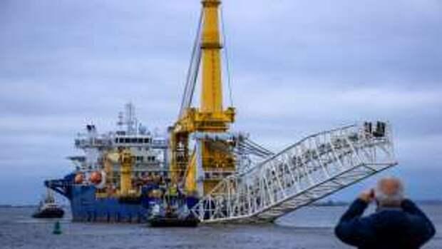 """Глава """"Нафтогаза"""" заявил об """"альтернативных"""" итогах переговоров с Меркель по """"Северному потоку - 2"""""""