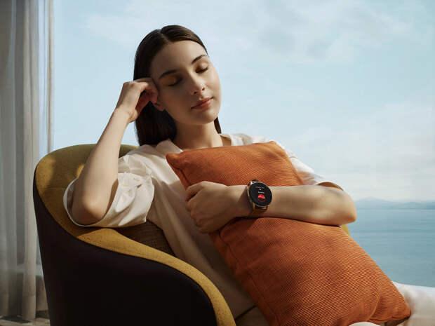 Умные часы Huawei Watch 3 получили большое обновление с новыми функциями