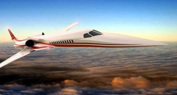 Россия и ОАЭ разработают сверхзвуковой пассажирский самолет