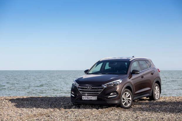 Hyundai Tucson в России получил новую базовую комплектацию