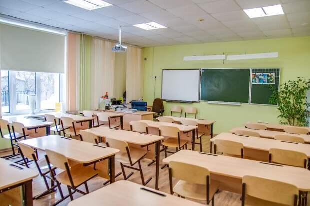 Запись в первые классы школ Ленобласти начнется 1 апреля 2021 года
