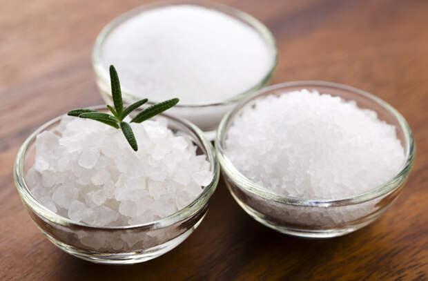 Как снизить вред соли на организм