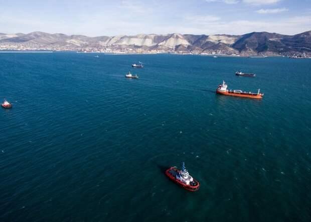 Российский сухогруз затонул в Черном море у побережья Турции