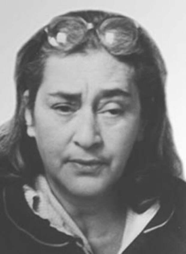 Женщина, которая рулила Сахаровым