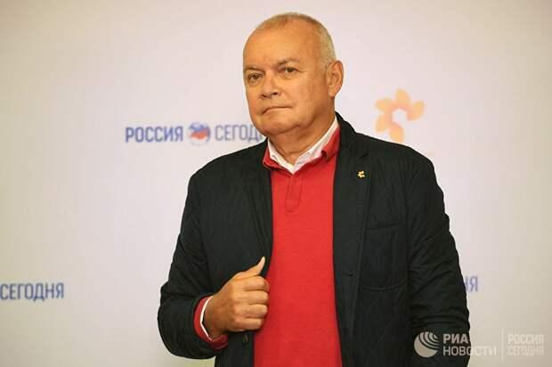 Киселев посоветовал Венедиктову обратиться не в СК, а к психиатру