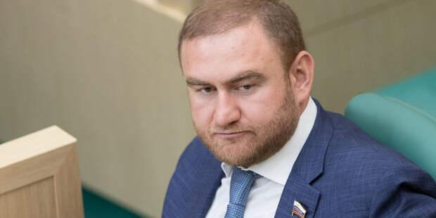 СК завершил расследование дела Арашукова