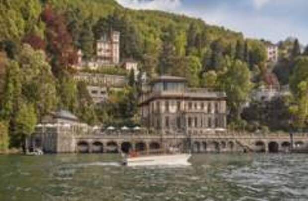 Отель Mandarin Oriental на озере Комо предлагает гостям стать художниками