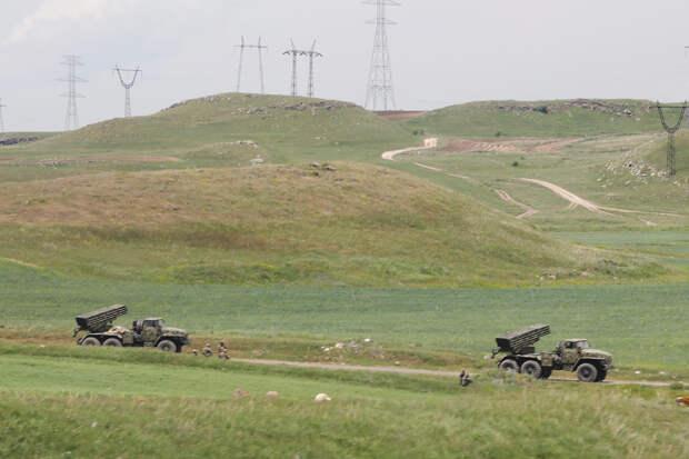 Азербайджан начал полномасштабное контрнаступление в Нагорном Карабахе