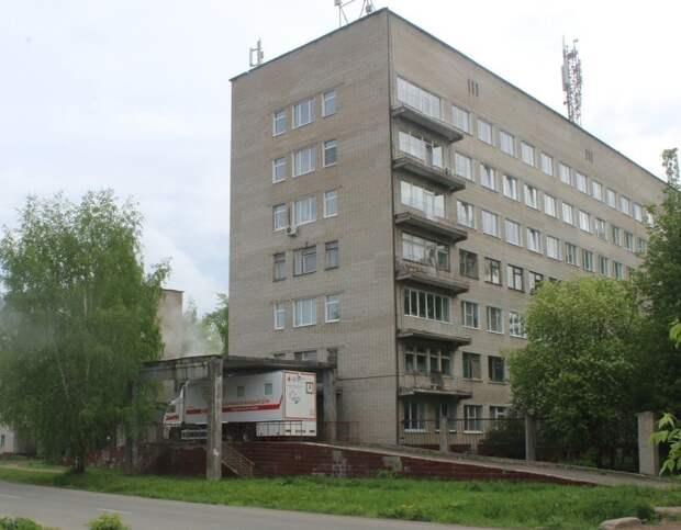 Стационар Глазовской межрайонной больницы планируют отремонтировать за два года