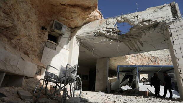 Террористы совершили 44 обстрела в идлибской зоне деэскалации в Сирии