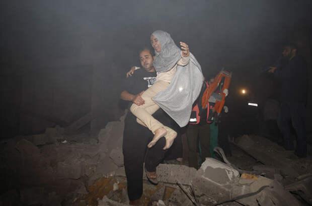 Война, Израиль, Сектор Газа