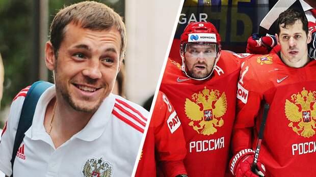 «Предлагаю обмен Кросби наДзюбу». Малкин иОвечкин оценили хоккейные навыки форварда «Зенита»