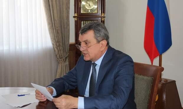 Северную Осетию временно возглавит Сергей Меняйло