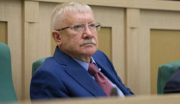 Олег Морозов выступил против давления на Лукашенко со стороны ООН
