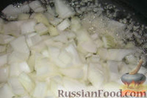 Фото приготовления рецепта: Грибы со сметаной - шаг №5