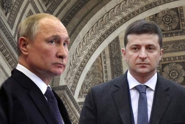 Зеленский ищет встречи с Путиным лишь ради красного словца