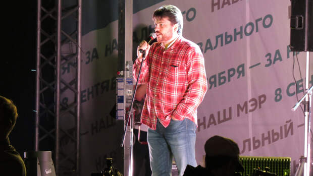 После победы Байдена на выборах в США Волков заговорил о революции в России