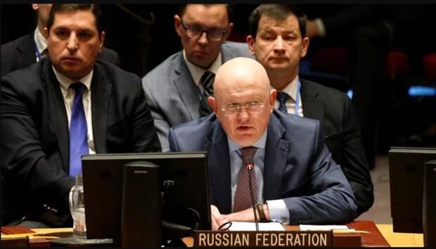 Постпред России в ООН: Мы хотим, чтобы оба государства прекратили данную эскалацию...