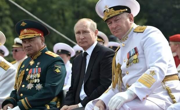Александр Роджерс: Несколько мыслей про обращение Путина