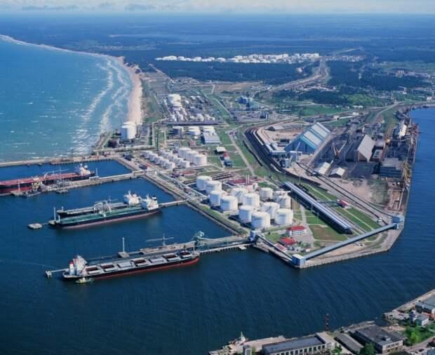 Прибалтийские порты надеются только на Китай