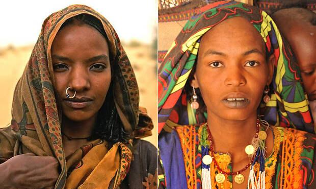 Женщины тубу