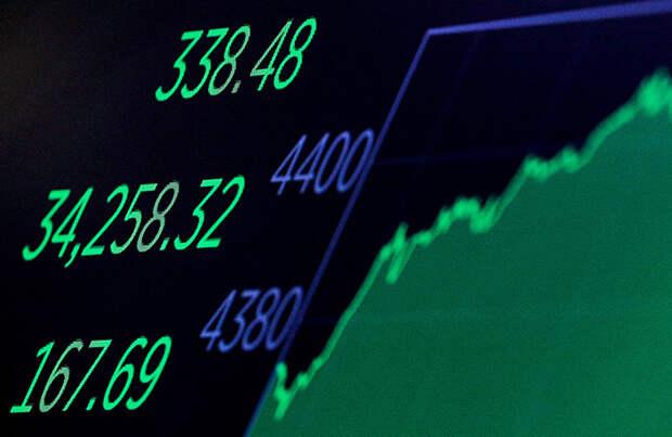 Рост на биржах в Москве и Нью-Йорке и укрепление рубля. Обзор финансового рынка от 19 октября