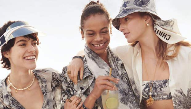 Dior — теперь в TikTok. Подписываемся и смотрим бьюти-видео бренда