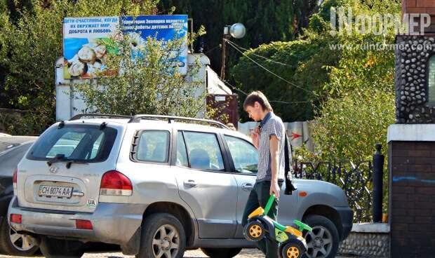 Фотопроект: «Особенный севастопольский папа»