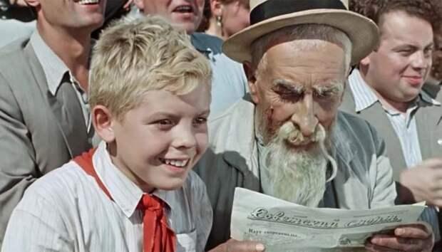 Как на самом деле звали Чука, Гека, Вольку и других персонажей из советского детства