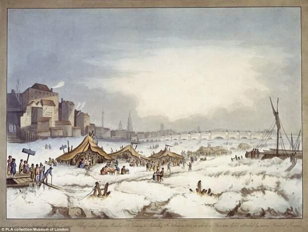 Холодное лето 1816: как изменение погоды повлияло намировую историю