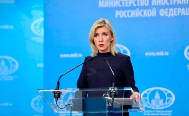 Захарова: Встреча глав МИД Армении иАзербайджана прорабатывается