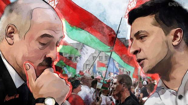 Белоруссия поставила вопрос о существовании «независимой» Украины