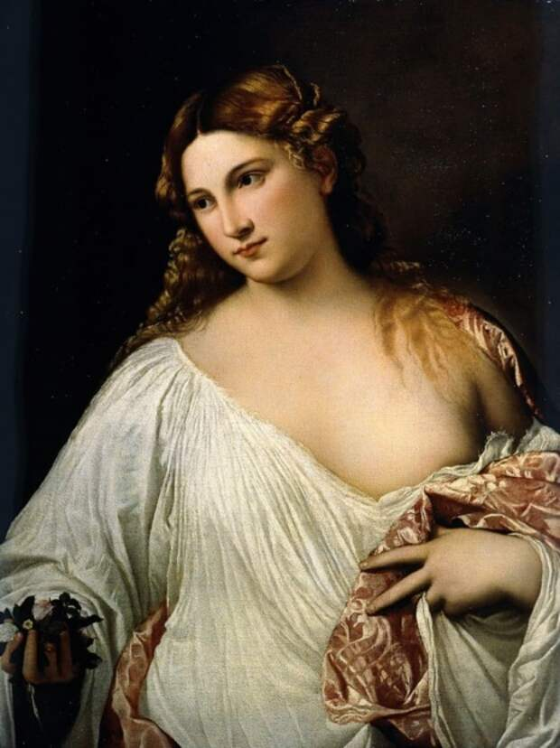 художник Тициан Вечеллио (Tiziano Vecellio) картины – 19
