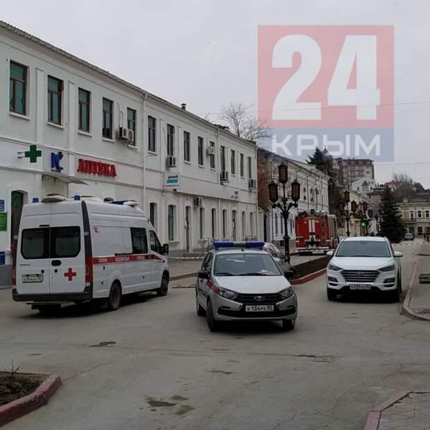 В МВД опровергли информацию о минировании горадминистрации Феодосии