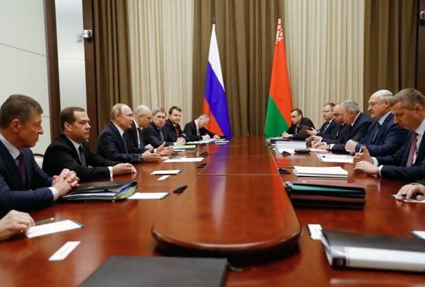 Россия и Белоруссия: новый формат интеграции в рамках Союзного государства
