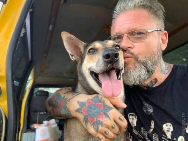 Тайский приют спасает собак-инвалидов