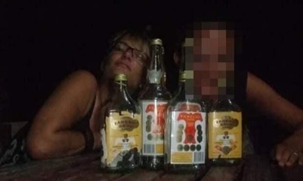 Британка начала пить с13 лет, ав47 стала трезвенницей, чуть непотеряв семью