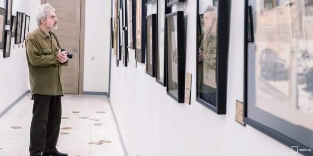 Выставка. Фото: mos.ru