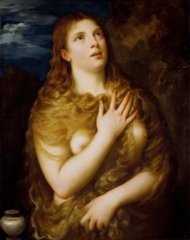 художник Тициан Вечеллио (Tiziano Vecellio) картины – 25