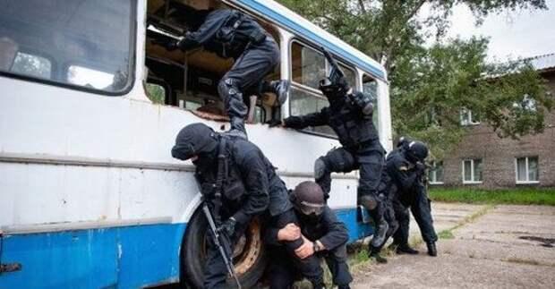 Первый захват заложников в Казахстане.