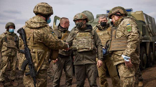 Зеленский утвердил новые правила призыва резервистов