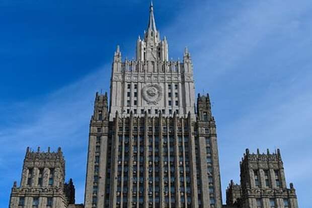 Россия назвала оскорбительными заявления США по поводу Навального